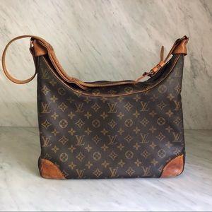 Louis Vuitton Boulogne 35 shoulder bag LV handbag